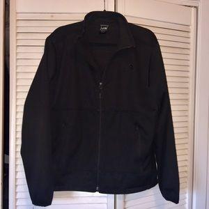 north face black canyonwall jacket